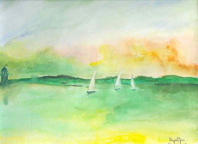Les bateaux ivres