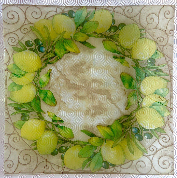 "Plat ""Citrons de Menton"""