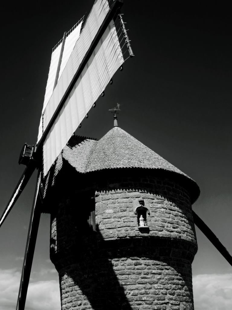 Le moulin de guérande