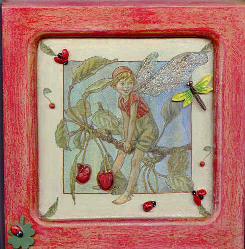 Aux premières cerises (2), par Krystyna Umiastowska
