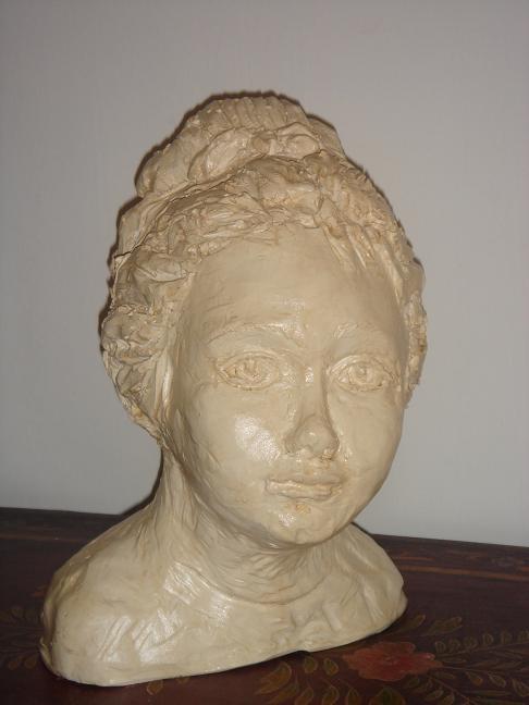 Buste, par Krystyna Umiastowska
