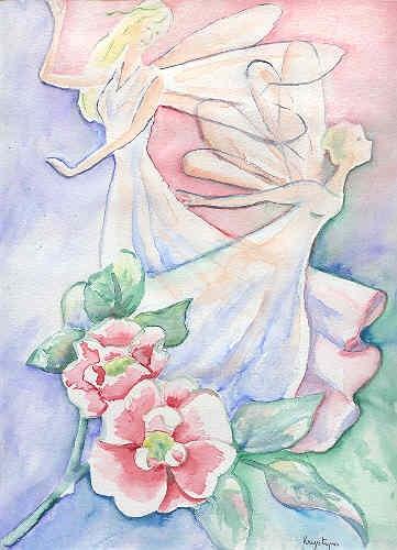 Danse des fées, par Krystyna Umiastowska