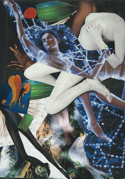 Jeux de jambes, par Krystyna Umiastowska