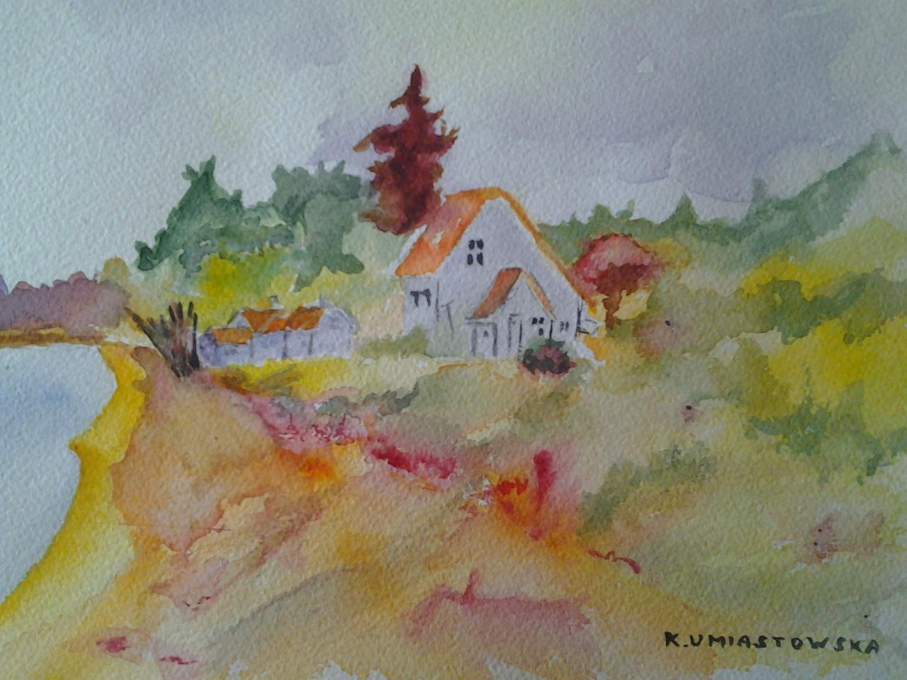 Maisonnette, par Krystyna Umiastowska