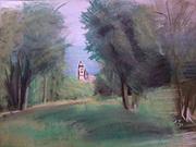 Plateau Saint-Michel, par Krystyna Umiastowska