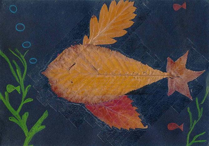 Poisson, par Krystyna Umiastowska