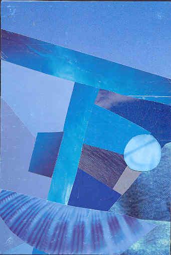 Quelque chose de bleu, par Krystyna Umiastowska