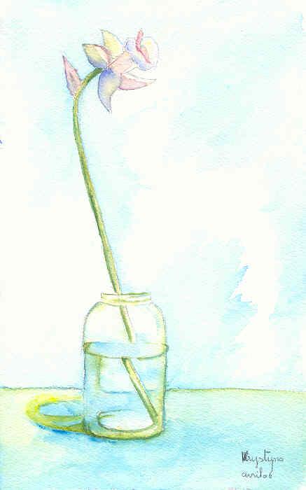 Vase, par Krystyna Umiastowska