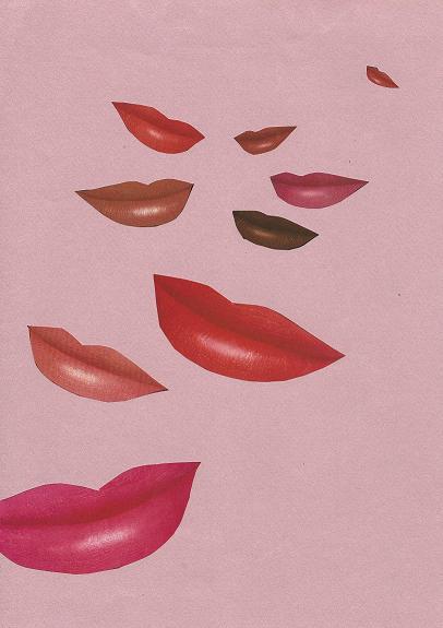 Volée de baisers ou baisers volés,  par Krystyna Umiastowska